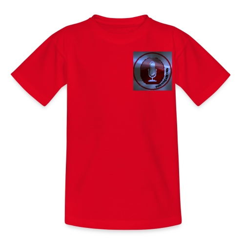 FuriousGamer176 T shirt (red) - Kids' T-Shirt