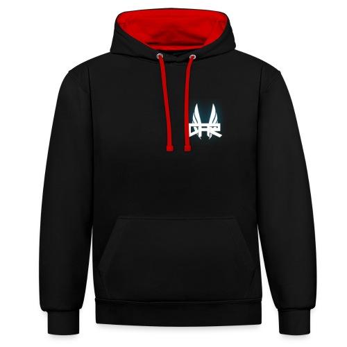 Casual At Racing Mens Hoodie - Contrast hoodie