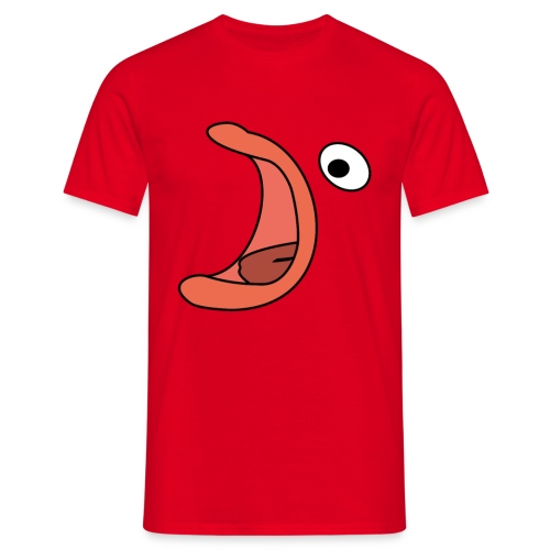Flappy Salmon - Men's T-Shirt