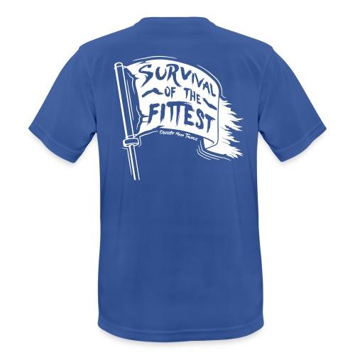 Männer T-Shirt (atmungsaktiv) #8 - Männer T-Shirt atmungsaktiv