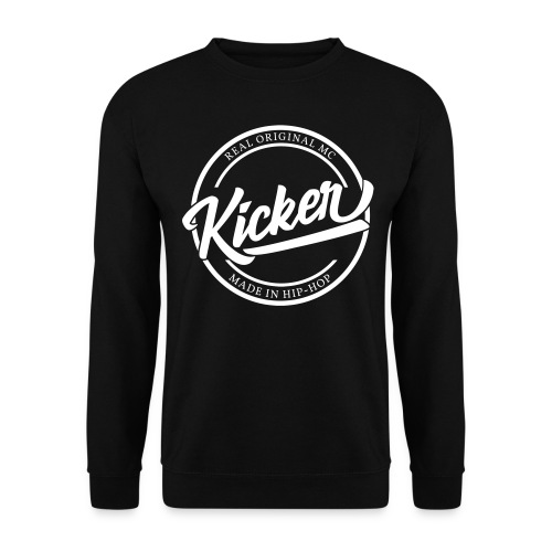 Kicker Original Noir - Sweat-shirt Homme