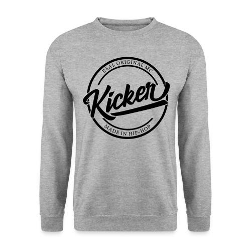 Kicker Original Gris - Sweat-shirt Homme