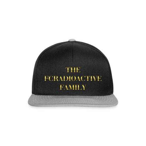 The FcR Family Cap - Snapback cap