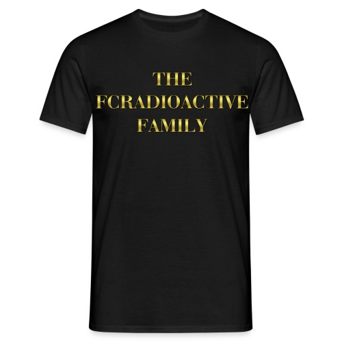 The FcR Family - Mannen - Mannen T-shirt