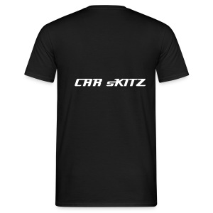 Casual At Racing Men's T-Shirt sKITZ# - Mannen T-shirt
