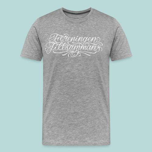 Tillsammans T-shirt (lös) - Premium-T-shirt herr