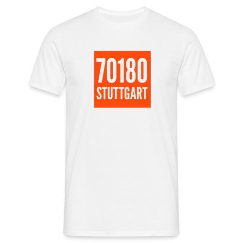 70180 in Neon - Männer T-Shirt