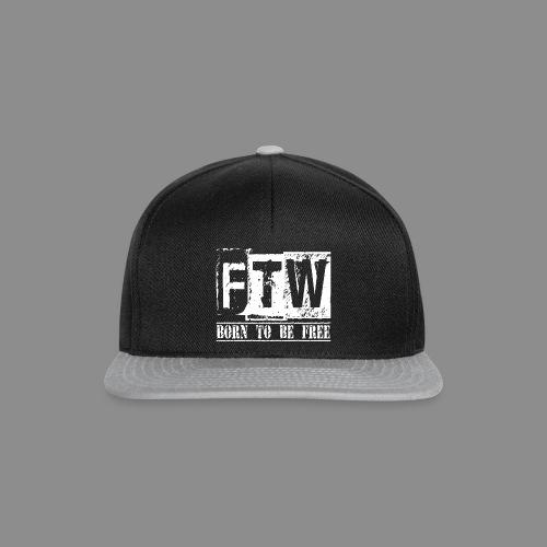 F.T.W - Gorra Snapback