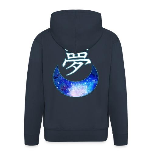 ronny hoodie - Männer Premium Kapuzenjacke