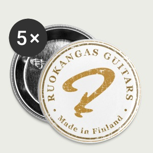 Ruokangas Button Pin - Buttons medium 32 mm