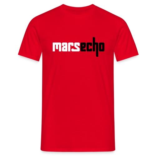 MarsEcho für Männer - Männer T-Shirt