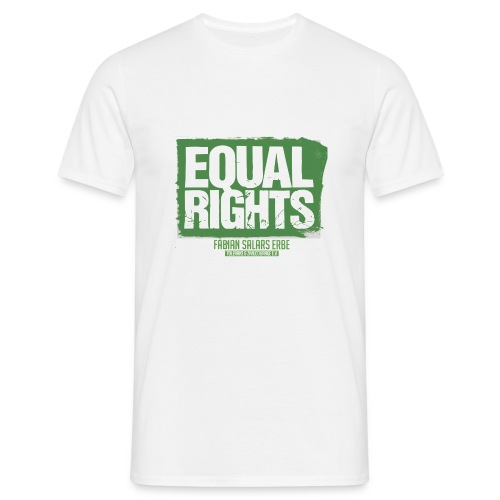 Herren T-Shirt EQUAL RIGHTS - Männer T-Shirt