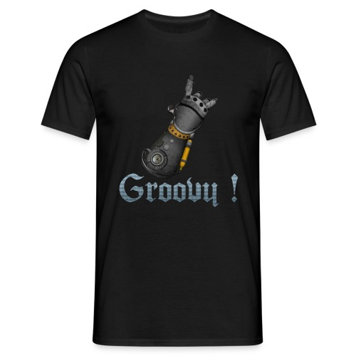Dungeon Groovy ! - T-shirt Homme