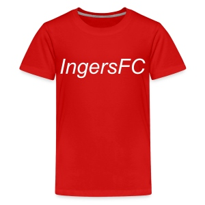 Ingersfc - Teenage Premium T-Shirt