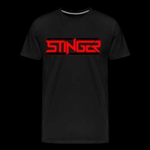 Männer T-Shirt Schwarz - Männer Premium T-Shirt