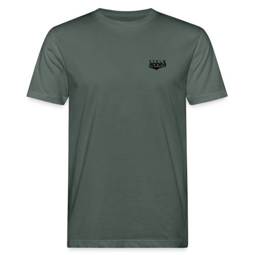 Black 2 logos - Ekologisk T-shirt - Herr - Ekologisk T-shirt herr