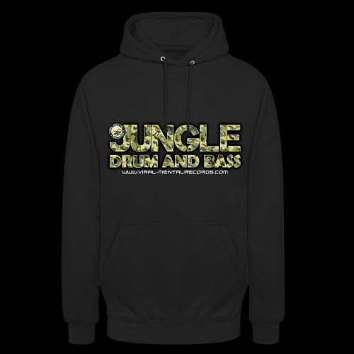 Jungle DrumandBass VMR Hoodie - Unisex Hoodie
