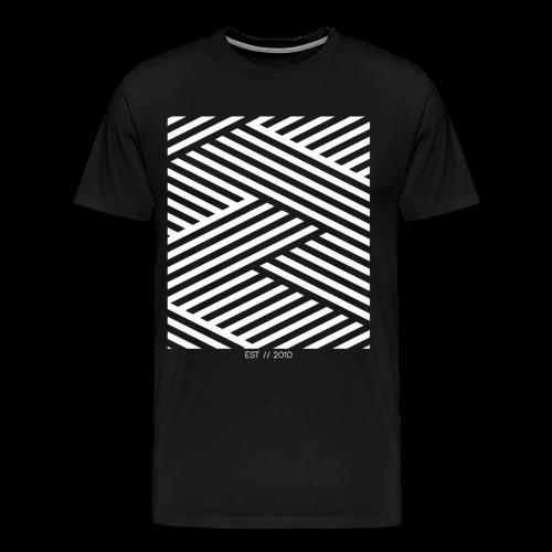 Kdh Pattern Est. 2010 Shirt Mens - Men's Premium T-Shirt