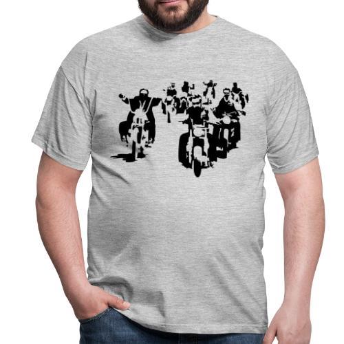 Moteros - Camiseta hombre