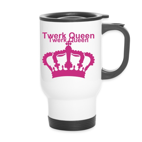 Twerk Queen Thermo Cup - Thermobecher