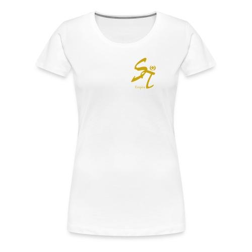 Saint Empire T-Shirt Frauen  - Frauen Premium T-Shirt