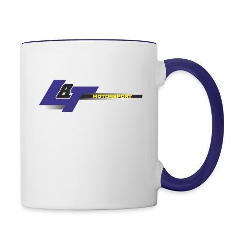 L&T Motorsport Mug - Contrasting Mug
