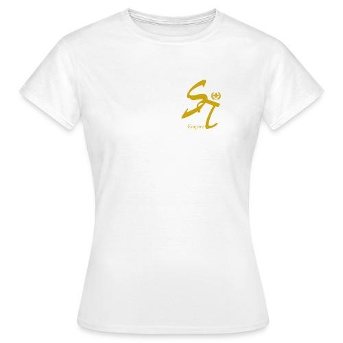 Saint Empire T-Shirt Frauen - Frauen T-Shirt
