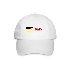 The Zakky Baseball Cap - Baseball Cap
