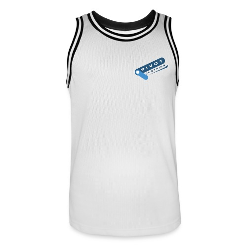 Premium Pivot Tank Top - Men's Basketball Jersey