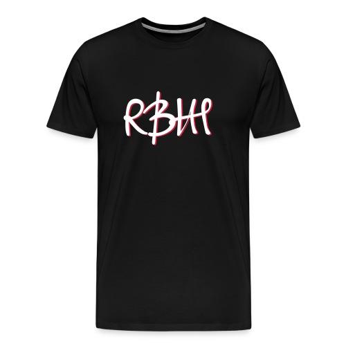 RBHH Graffiti (Flexdruck) - Männer Premium T-Shirt