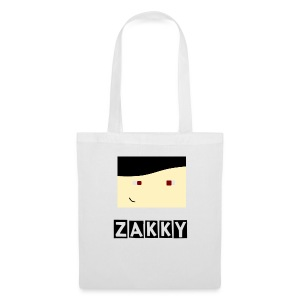 The Zakky Tote Bag - Tote Bag
