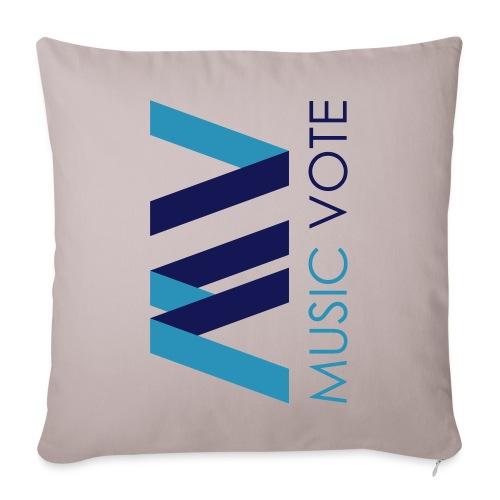 MusicVote kissen. Limited Edition!!! - Sofakissenbezug 44 x 44 cm