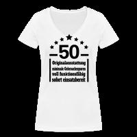 Eigenschaften 50. Geburtstag T-Shirt