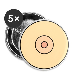 tit badge - Buttons large 56 mm