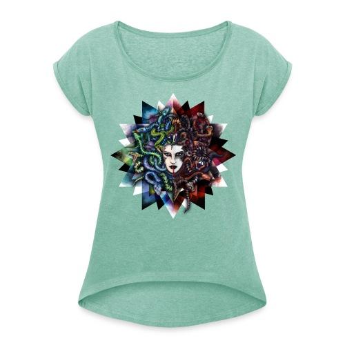 Dflg Special Edition F-1 - T-shirt à manches retroussées Femme
