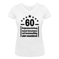 Eigenschaften 60. Geburtstag T-Shirt