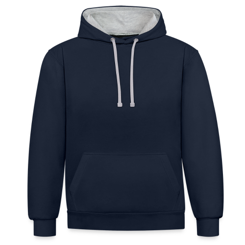 Contrast Colour Hoodie by AWDis - Contrast Colour Hoodie