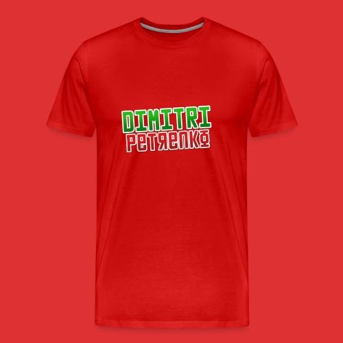 Dimitri Petrenko - Men's Premium T-Shirt