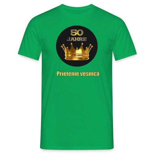 50 Jahre-Design 7 - Männer T-Shirt