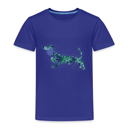 Klexdackel T-Shirt Kinder - Kinder Premium T-Shirt