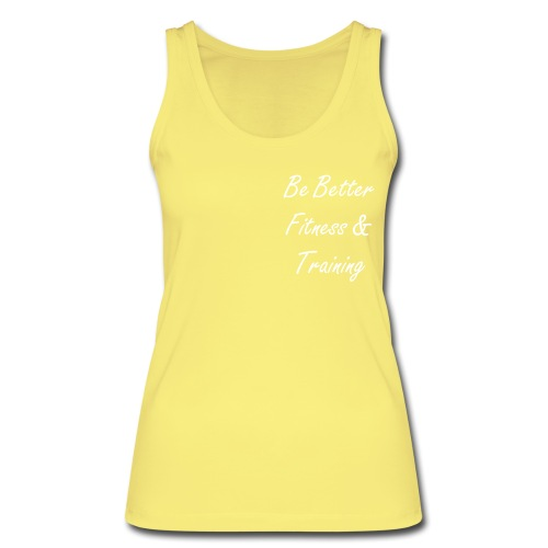 Find Your Strong - Women's Organic Tank Top by Stanley & Stella