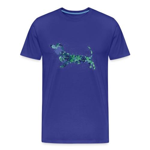 Klexdackel T-Shirt Männer - Männer Premium T-Shirt