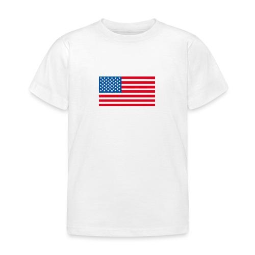 USA for kids - Kinderen T-shirt