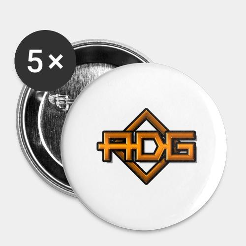 Badge ADG - Badge grand 56 mm
