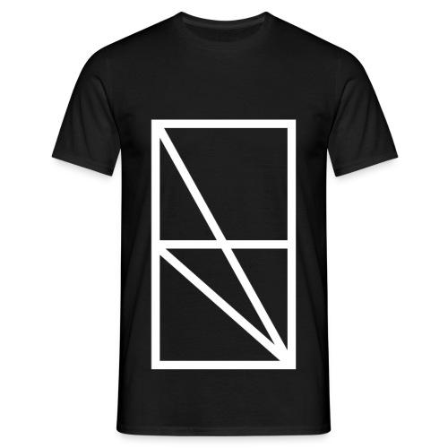 T-Shirt Herren mit rinu.-Logo - Männer T-Shirt