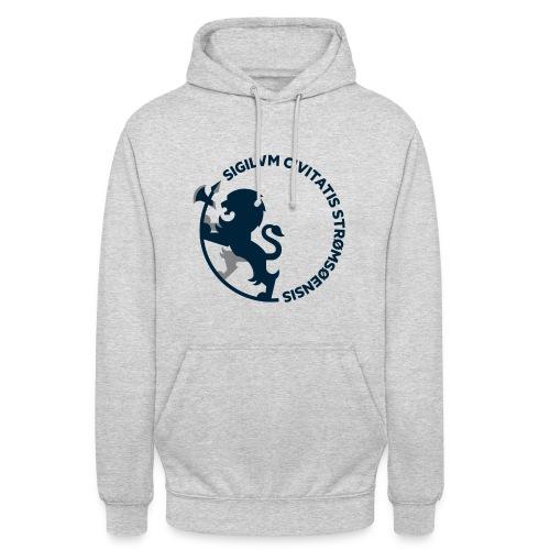 Strømsø-hoodie - Unisex-hettegenser