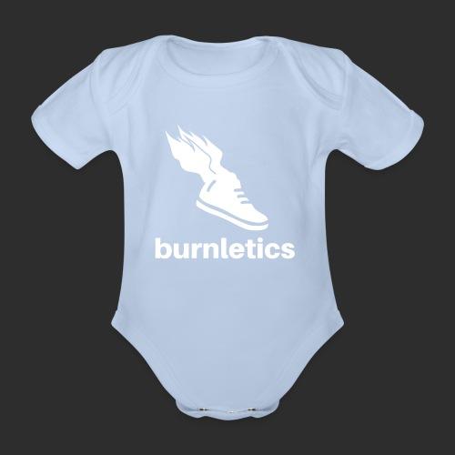 Sport Strampler - Baby Bio-Kurzarm-Body