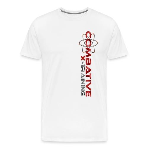 CXT Shirt XL white - Männer Premium T-Shirt