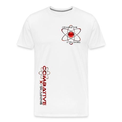 CXT Shirt XL white2 - Männer Premium T-Shirt