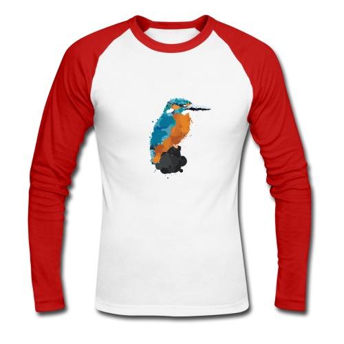 Klexvogel - Männer Baseballshirt langarm